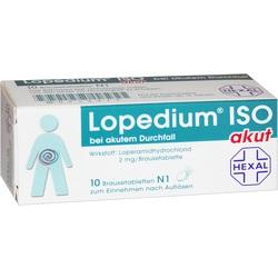 LOPEDIUM AKUT ISO