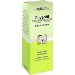 OLIVEN MAND KOERP LOTION